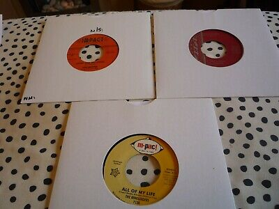 Northern Soul / Soul Lot X 3 Classic Sounds EX / NM Ringleaders Browner Beverly • 20£