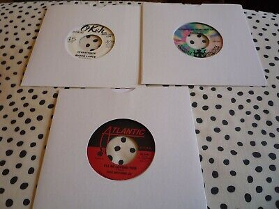 Northern Soul / Soul Lot X 3 Classic Sounds EX / NM Major Lance MVP's Soul Bros6 • 20£
