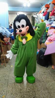 £215.38 • Buy Baby Goofy Mascot Party Costume Adult Deluxe Outfit Halloween Cosplay Character
