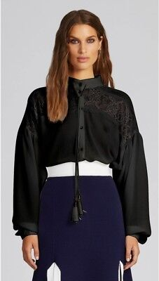 AU90 • Buy ALICE McCALL 'You Belong With Me Blouse' - Size 12 (BNWOT) - RRP $260