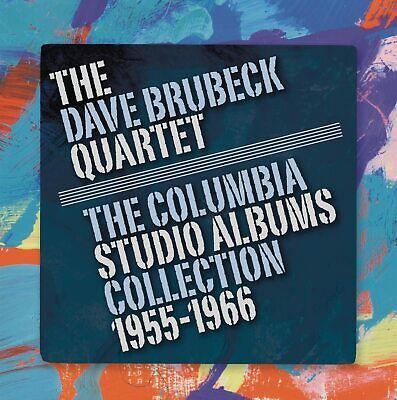 The Dave Brubeck Quartet Columbia Studio Albums 19 CD Collection 1955-1966 - NEW • 37.99£
