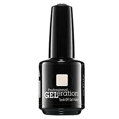 Jessica GELeration UV LED Soak Off Gel Nail Polish NAKED DREAMS 15ml • 12.95£