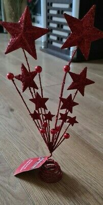Christmas Starburst Tree Topper 28cm • 4.99£