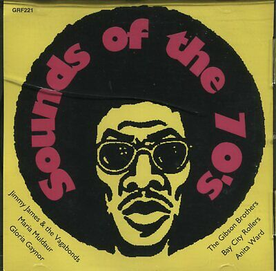 Sounds Of The 70's - Various Artists CD. 24 Tracks.  • 3.99£