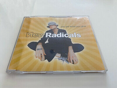 £1.90 • Buy New Radicals - You Get What You Give CD Single 3 Track 1999