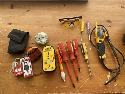 Electricians Tool Kit And Roughneck Bag • 50£