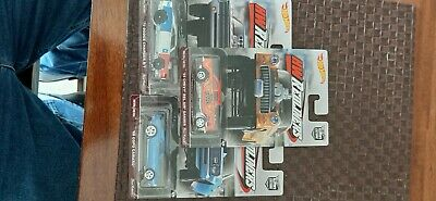 $15.50 • Buy Hot Wheels Redliners Car Culture Lot Of 3 Cars 55 Chevy Gasser Camaro Charger