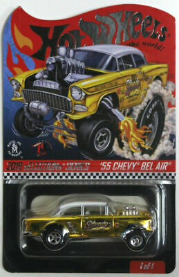 $39.99 • Buy Hot Wheels Rlc 2019 Selections 1955 Bel Air Gasser Dirty Blonde Free Shipping
