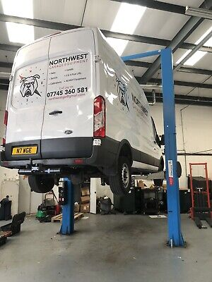 2 Post Lift Fitting And Servicing • 200£