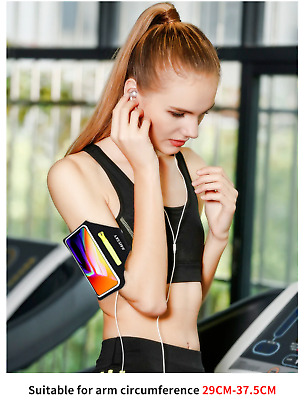 AU16.75 • Buy Running Sports Phone Case Armband For IPhone 11 Pro Max X XR 6 7 8 Plus Samsung
