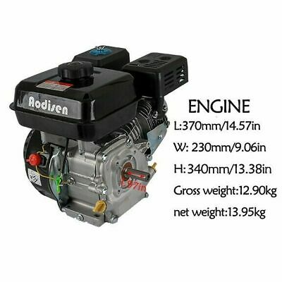 AU249.99 • Buy Petrol Fuel Engine Motor 7.5HP 212CC OHV 4 Stroke For Go Kart Drift Trike