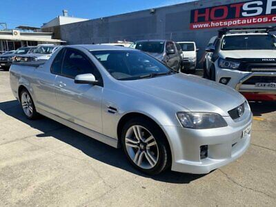 AU14950 • Buy 2009 Holden Ute VE SV6 Silver Automatic A Utility