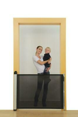 £114.95 • Buy Lascal KiddyGuard Accent Retractable Safety Stair Gate Child Baby Toddler Black