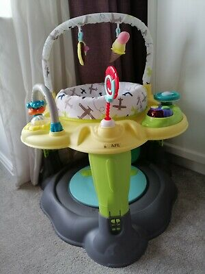 ISafe 2 In 1 Baby Activity Centre With 360° Seat & Play Table, Christmas Gift • 40£