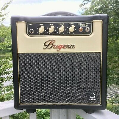 $ CDN250 • Buy Bugera Vintage V5 Infinium All Tube Combo