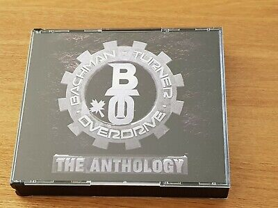 £12.99 • Buy Bachman-turner Overdrive - The Anthology 2cd Fatbox (1993) Bto