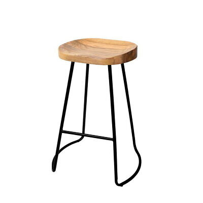 AU188.19 • Buy Artiss 2 X Vintage Tractor Bar Stools Retro Bar Stool Industrial Chairs 65cm