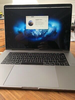 "AU1380 • Buy APPLE REFURBISHED - Apple MacBook Pro 15"" 2017 (with Touch Bar, 16GB RAM, 500GB)"
