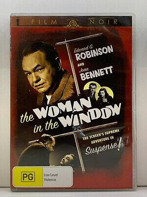 AU24.94 • Buy DVD - The Woman In The Window - FREE POST #V2