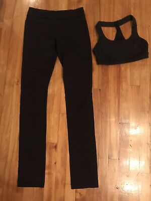 $ CDN24.99 • Buy Lululemon Lot  Size 6 Legging & Sport Bra