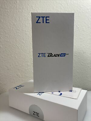 $74.99 • Buy ZTE Blade A3 Prime 32GB Unlocked Visible / Verizon Wireless New Sealed!