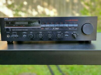 AU275 • Buy Yamaha RX-300 Stereo Integrated Receiver With Phono Input