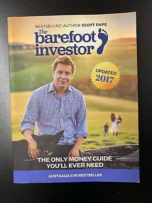 AU5.99 • Buy The Barefoot Investor By Scott Pape.  2017 Update
