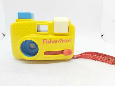 Fisher Price Vintage Toy Camera Zoo Viewfinder 1993 90's Retro Baby Kids • 7.99£