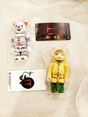 $42 • Buy Medicom Be@rbrick Series 36 Horror It 100% Set