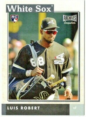 $3.92 • Buy 2020 TOPPS ARCHIVES SNAPSHOTS Base+Walkoff Wires+Black&White $0.99 SHIP YOU PICK