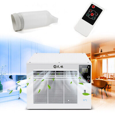 AU289 • Buy 1-2Set Air Conditioner Cooling Cooler 1100W Window Refrigerated + Remote Control