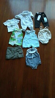 AU20 • Buy Baby Girl Clothes Bundle Size 0000 Newborn , Size 0 And 0-3months
