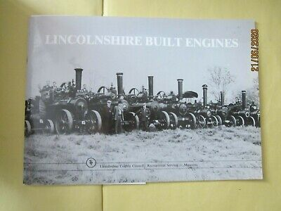 Lincolnshire Built Engines, Ruston & Hornsby + 9 Other M/f Uphill Lincoln  • 12.99£
