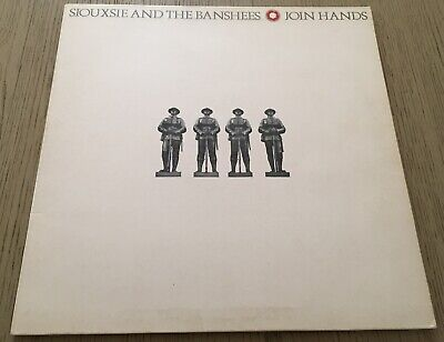 Siouxsie And The Banshees- Join Hands Original 1979 Vinyl LP 1st Issue Gatefold • 4£