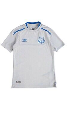 New With Tags Everton FC Away Shirt Top European Jersey Adult Large Short Sleeve • 9.99£