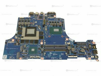$ CDN1453.53 • Buy Dell OEM Alienware M15 M17 Laptop System Mainboard I7 2.2GHz  Motherboard 3R2RY