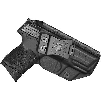 """$21.59 • Buy Amberide IWB KYDEX Holster Fit: S&W M&P 9/40 M2.0 Compact 3.5"""" & 3.6  Barrel"""