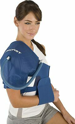 £58.66 • Buy Aircast Cryo / Cuff Compression Shoulder Pad Cold Therapy Wrap 12A01 Cuff Only