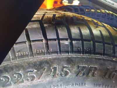 $ CDN262.33 • Buy Lotus Elise S1 REAR TYRE Original Fitted From Factory
