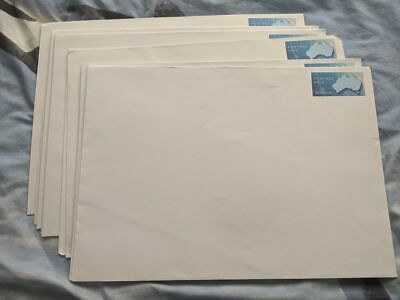 AU90 • Buy 18x Australia Post Prepaid Large Envelopes B4 250mm X 353mm New