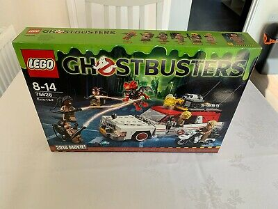 Lego 75828 Ghostbusters Ecto 1 & 2 New And Sealed • 69.99£