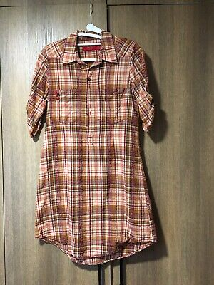 AU18 • Buy Tigerlily Size 10 Shirt Dress