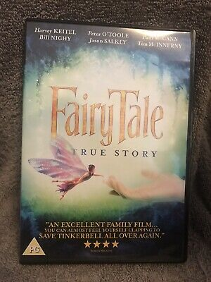 Fairytale A True Story Dvd • 5.99£