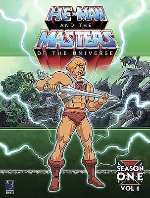 $10 • Buy He-Man And The Masters Of The Universe - Season 1: Volume 1 (DVD, 2005,...