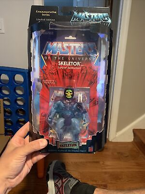 $85 • Buy Masters Of The Universe Commemorative Series Skeletor MOC