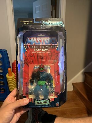 $70 • Buy Masters Of The Universe Commemorative Series Trap Jaw MOC