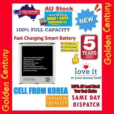 AU14.95 • Buy Battery B600BE B600BC B600BU For Samsung S4 Galaxy Active