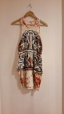 AU40 • Buy Alice Mccall Size 10 Peplum Dress