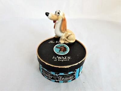 Wade Disney Hatbox Dachie Boxed 1956-65  (Perfect) • 24.99£