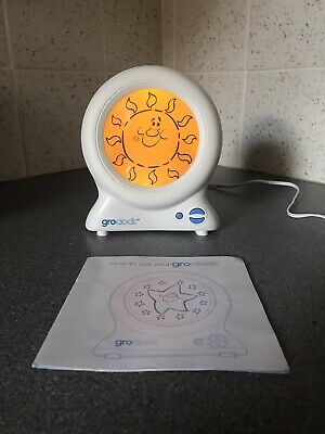 The Gro Company Gro-Clock Sleep Trainer & Instructions. Great Condition. Offers? • 15£